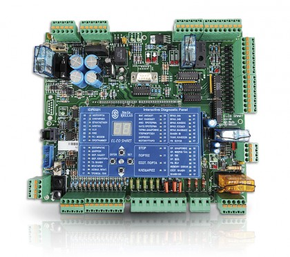 Main Board (Hydraulic)